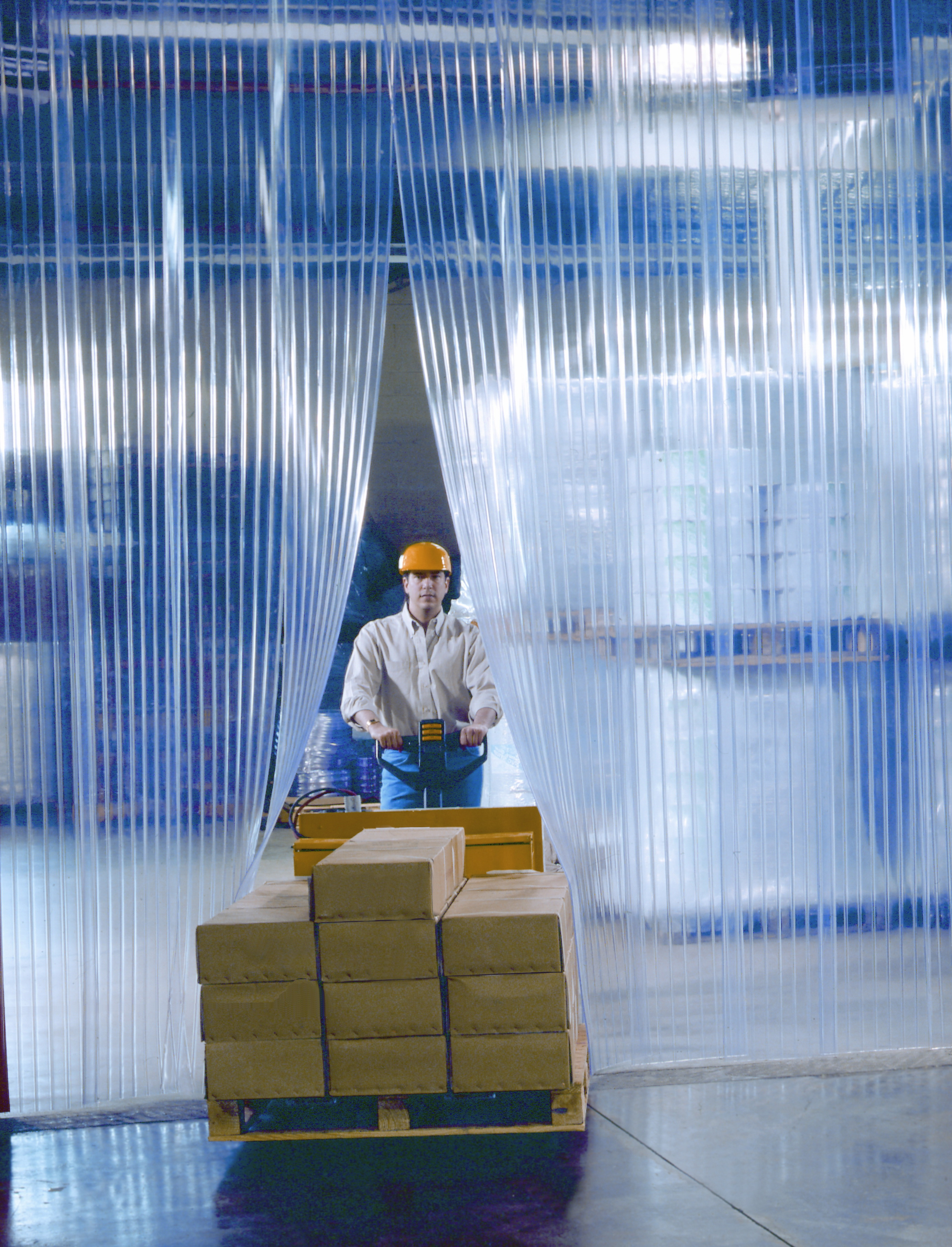 Pvc Strip Curtains Dubai
