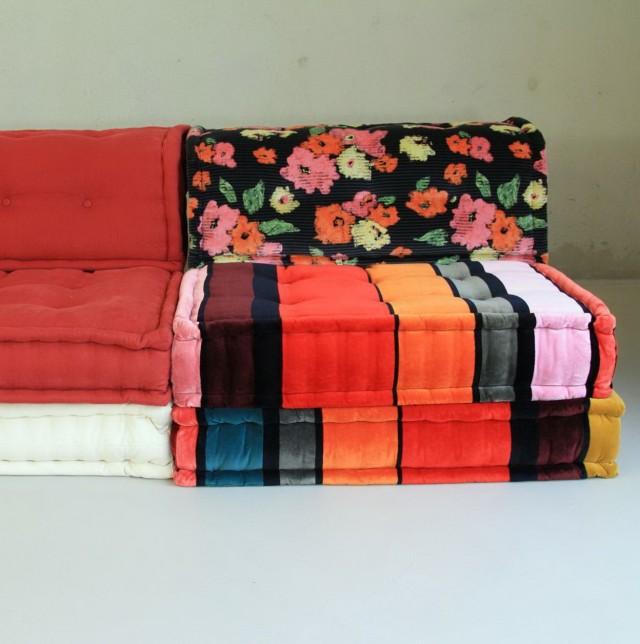 Roche Bobois Floor Cushion Seating