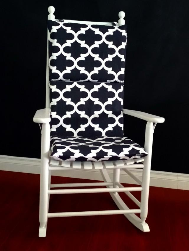 Rocking Chair Cushion Covers