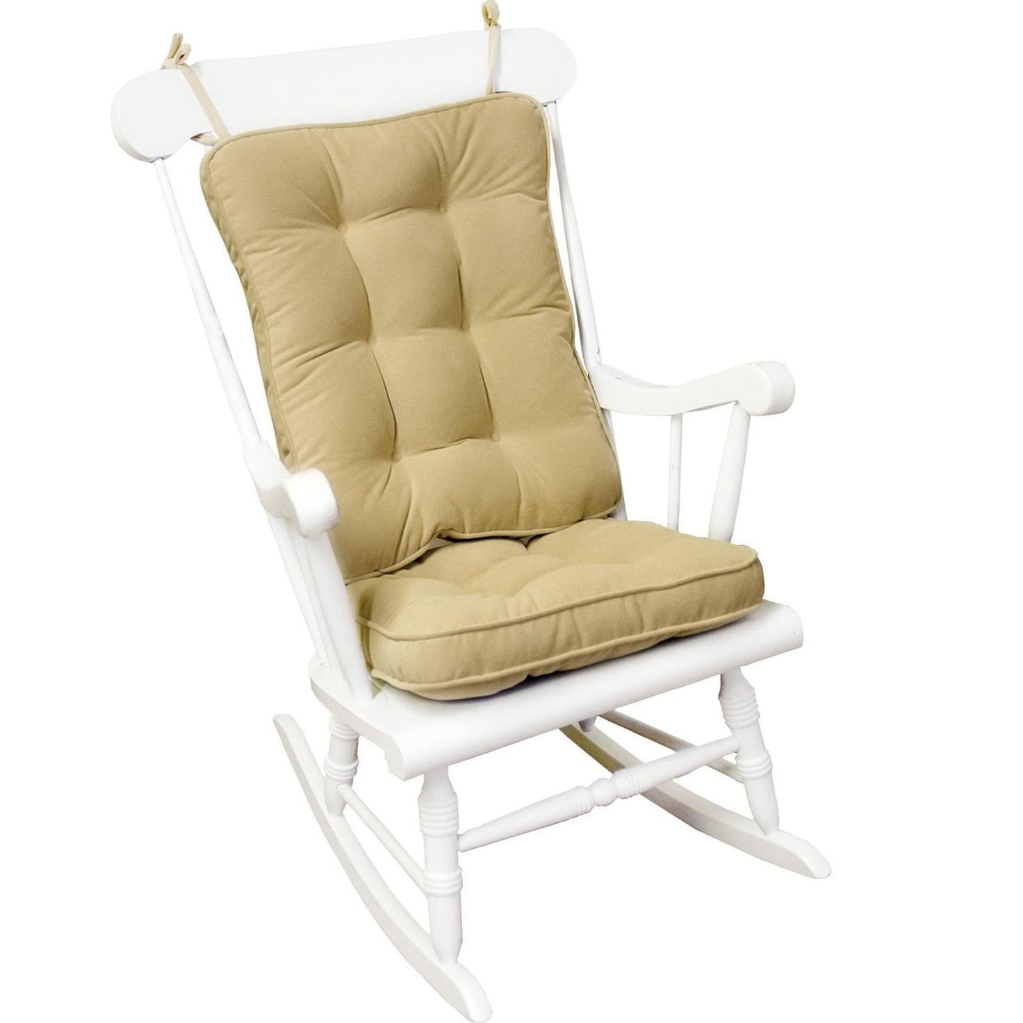 Rocking Chair Cushion Set Canada Home Design Ideas
