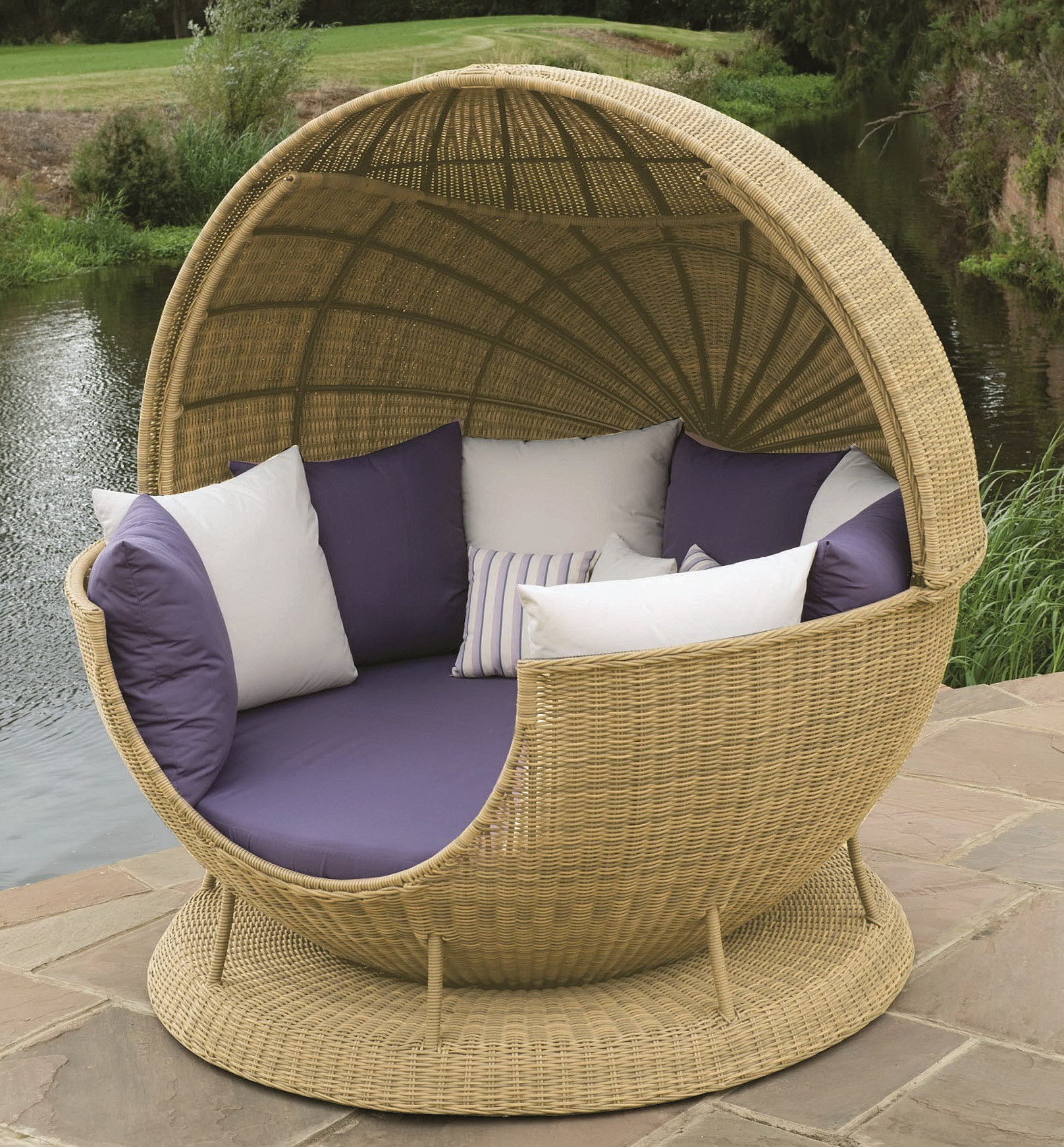 Round Outdoor Cushions Nz