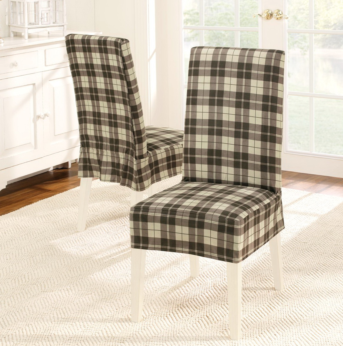 seat cushion covers for dining chairs home design ideas
