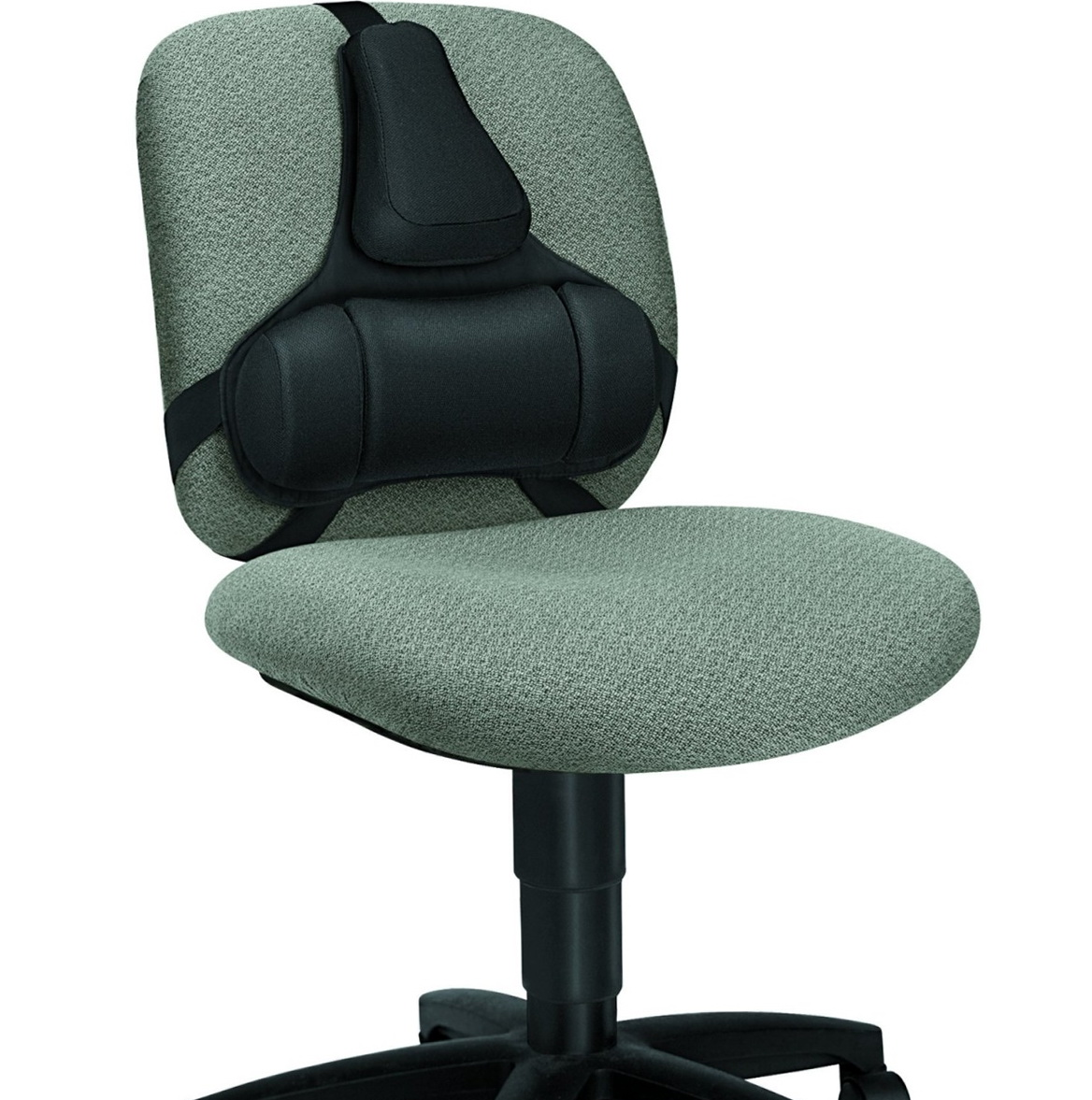 Seat cushion for office chair back pain home design ideas - Office chair cusion ...