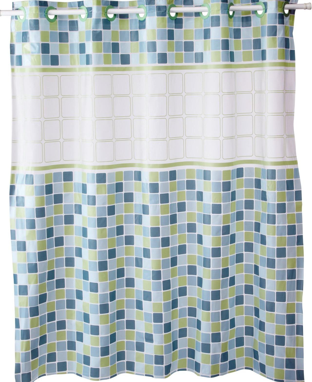 Shower Curtain Length Measurement