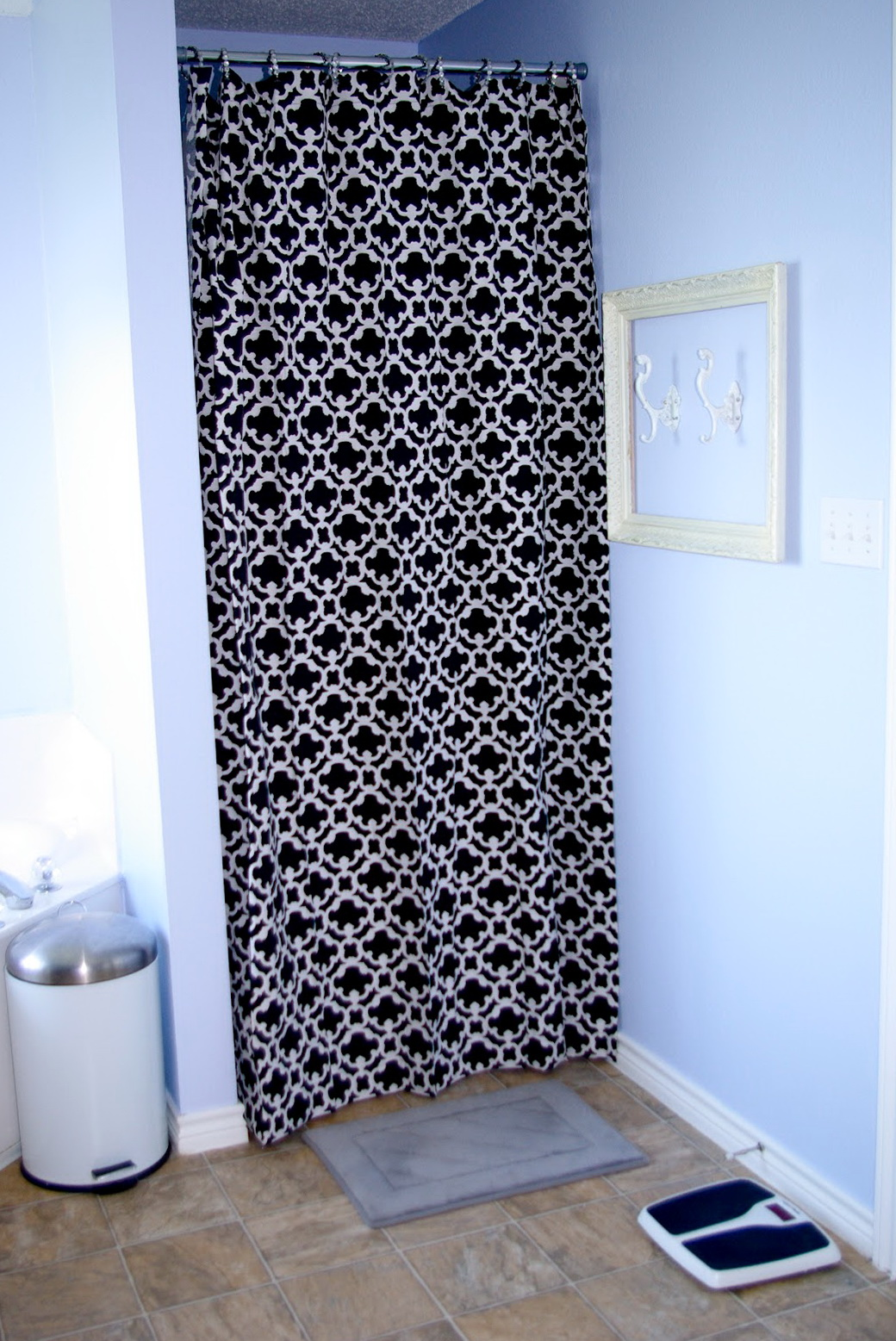 Shower Curtain Lengths 84