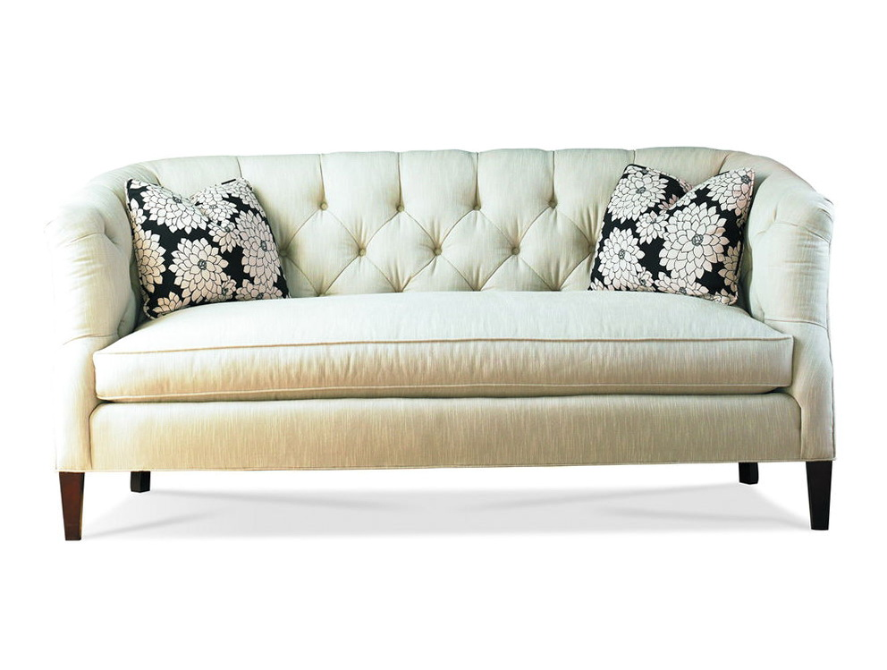 Single Cushion Sofa Sectional