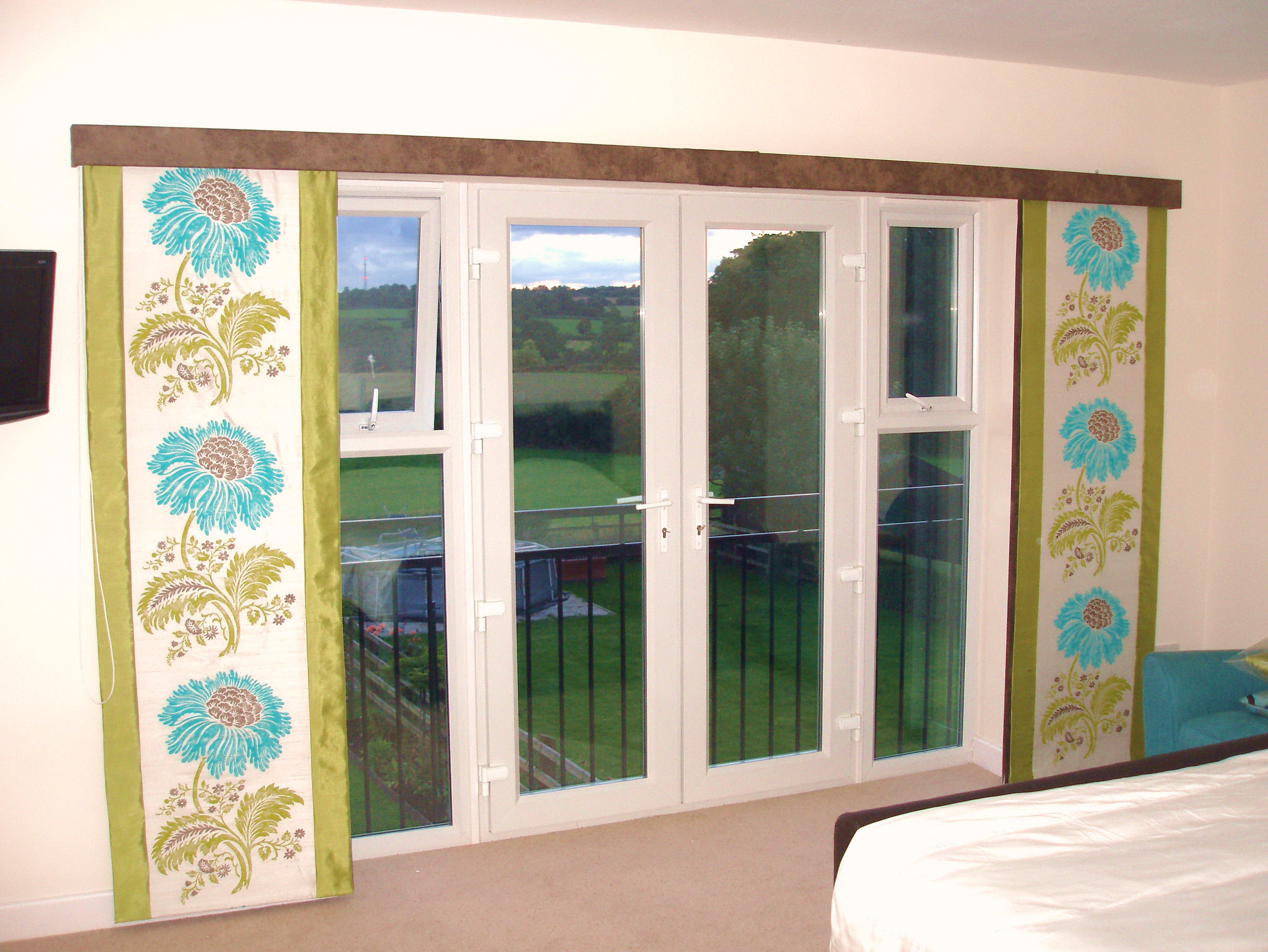 Sliding Curtain Panels Uk