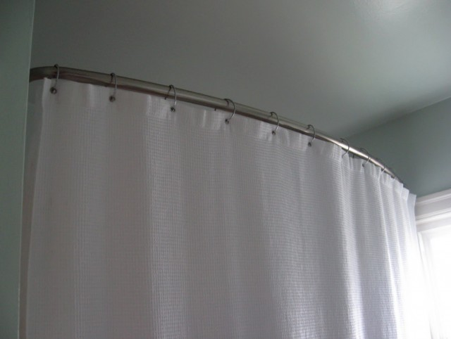 Spring Loaded Curtain Rods Home Depot