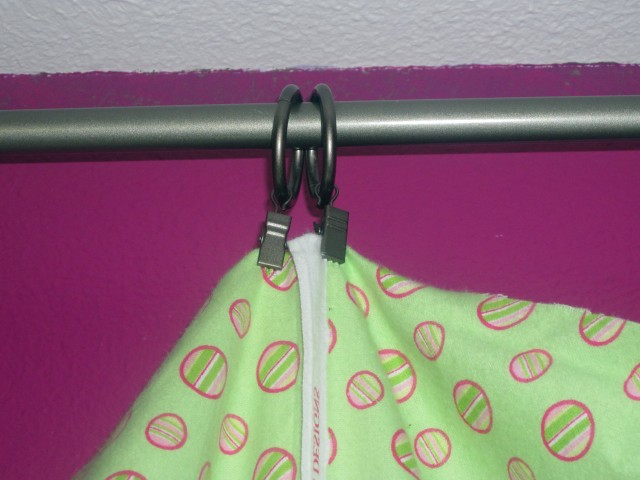 Spring Loaded Curtain Rods Target
