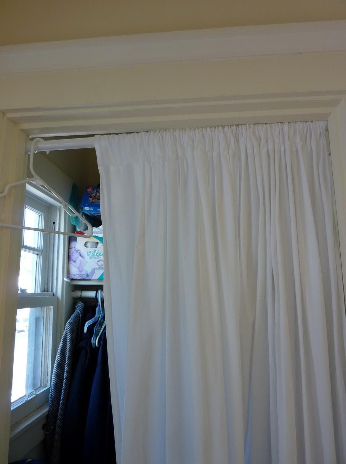 swing arm curtain rod home design ideas