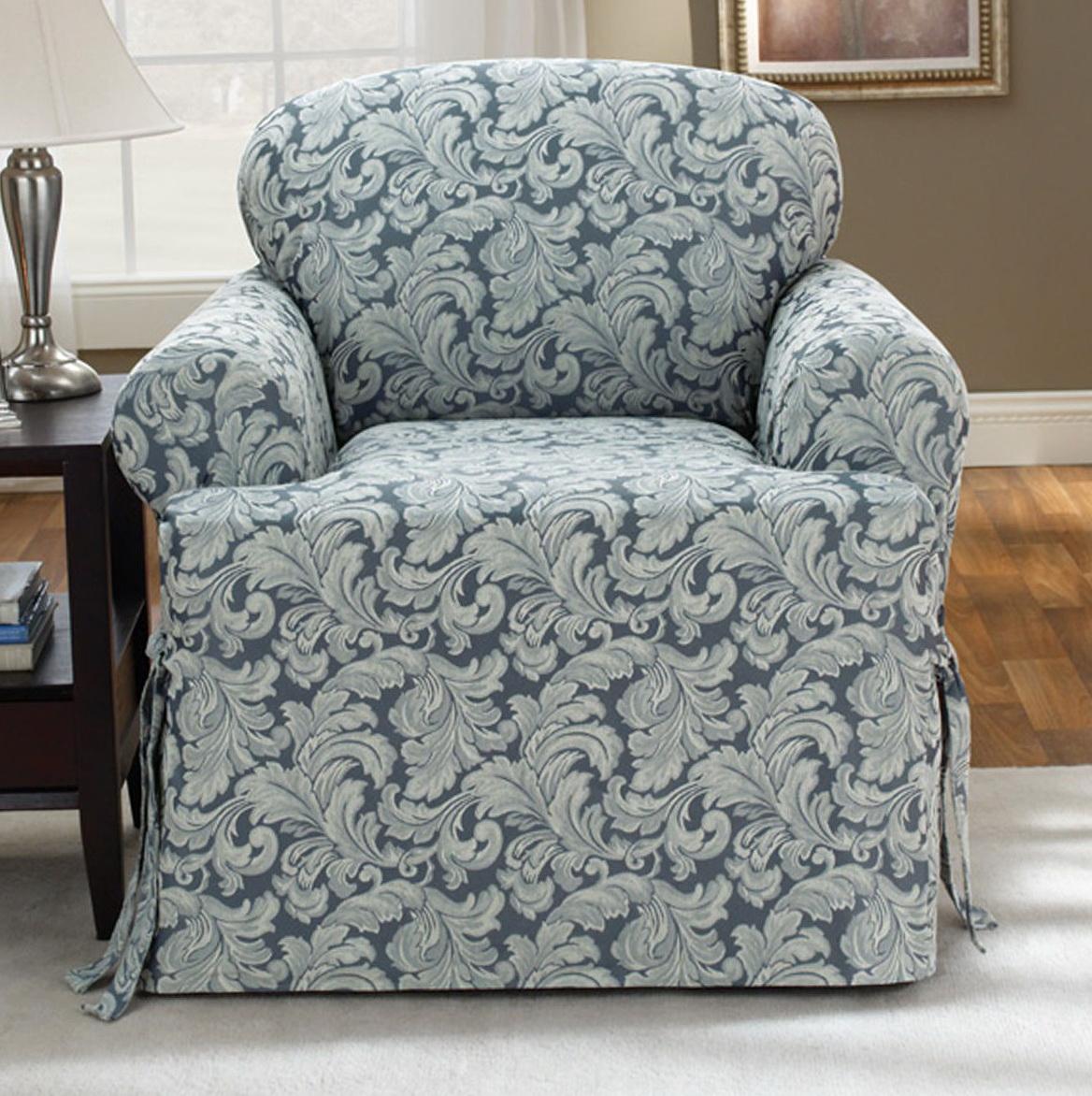 T Cushion Chair Slipcover Pattern Home Design Ideas