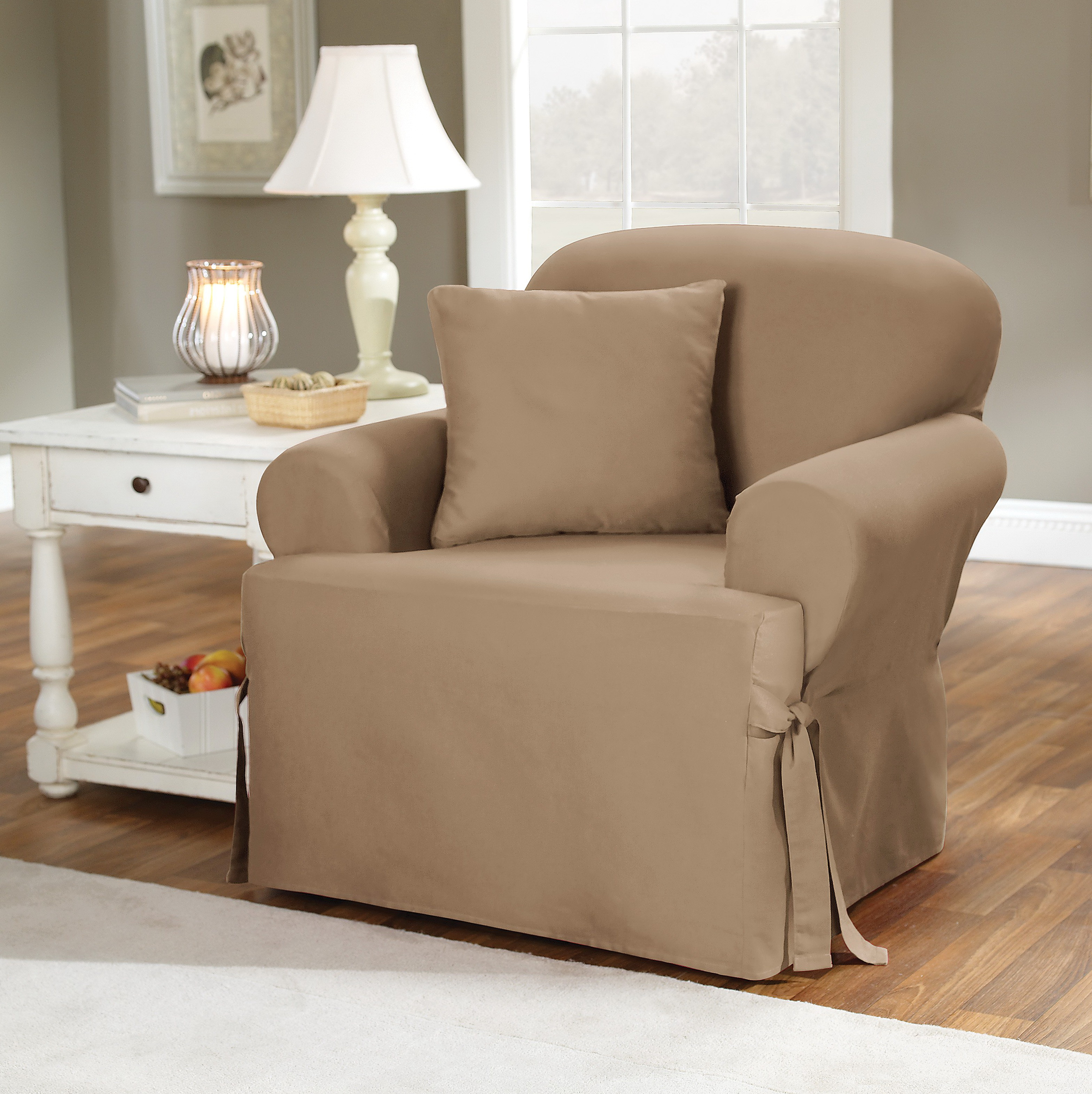 T Cushion Chair Slipcovers Home Design Ideas