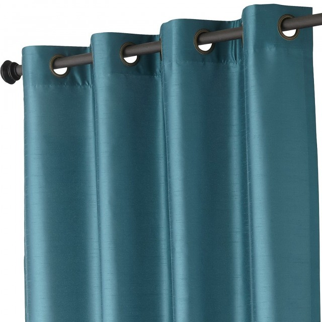 Teal Blue Curtains Bedrooms