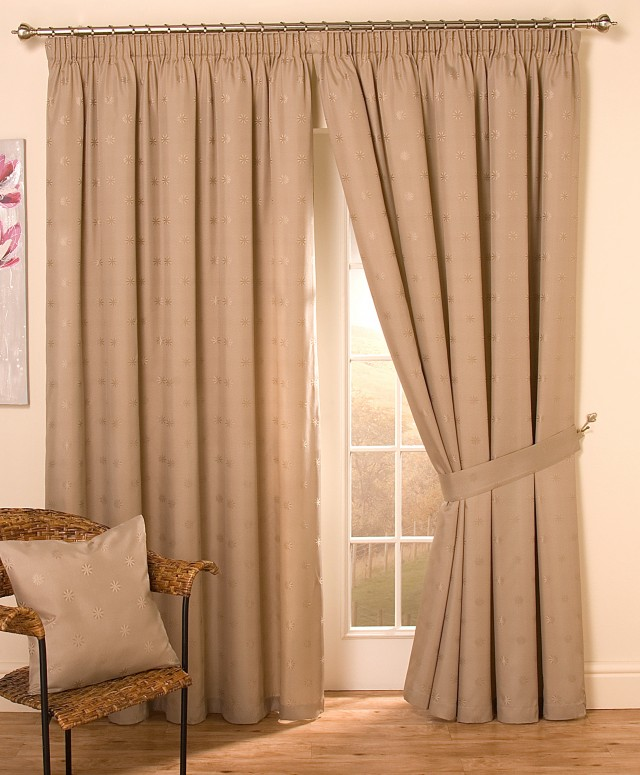 Thermal Insulated Curtains Walmart Home Design Ideas
