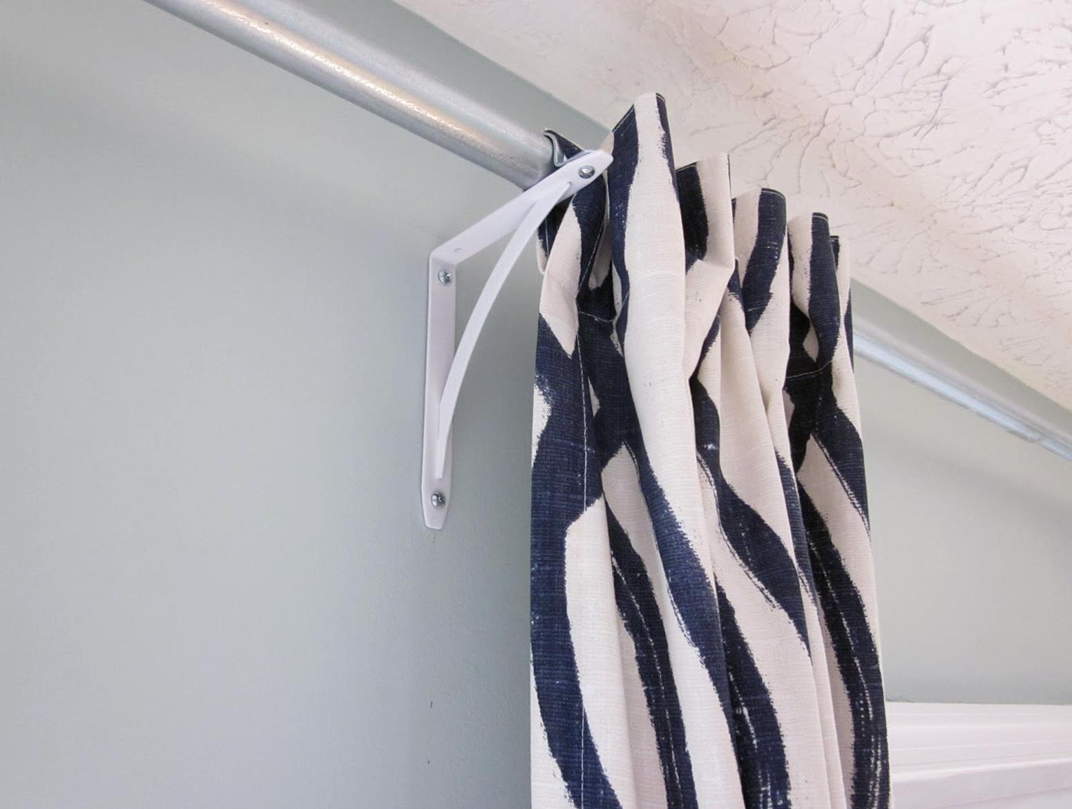 Triple Curtain Rod Prices