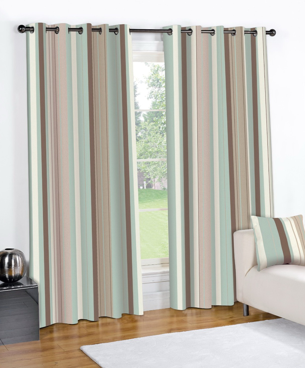 Vertical Striped Curtains Uk Home Design Ideas