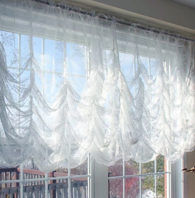 Vintage Lace Curtains Australia