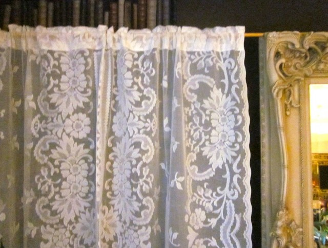 Vintage Lace Curtains Panels