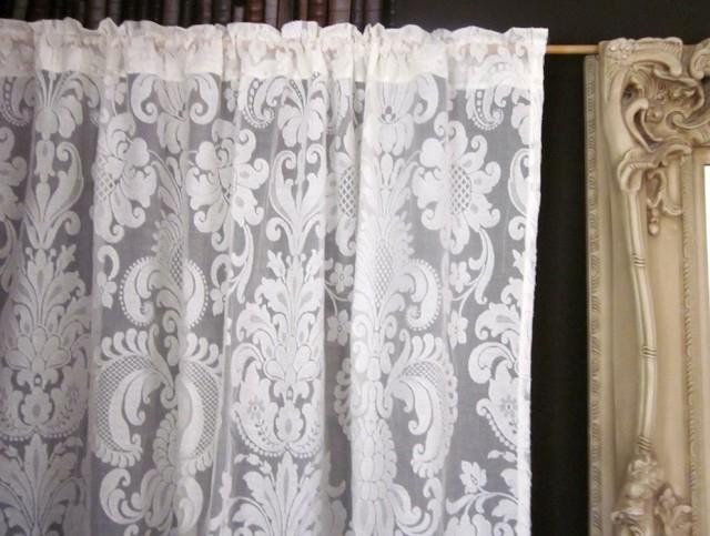 Vintage Lace Curtains Uk