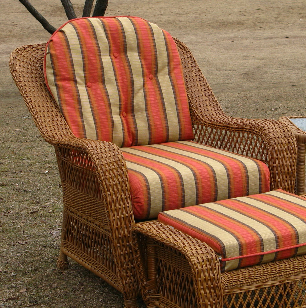 Wicker Chair Cushions Clearance Home Design Ideas