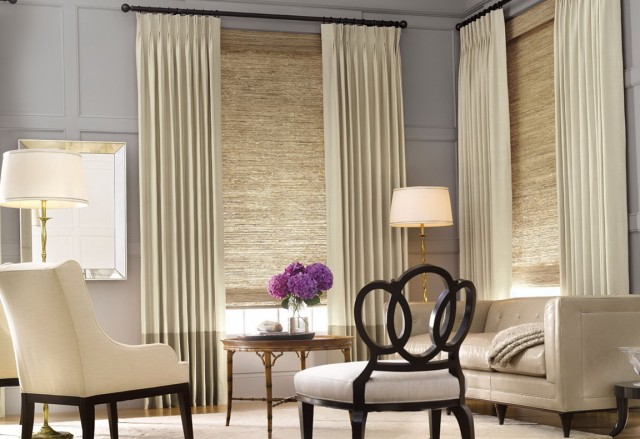 Window Curtains Ideas For Dining Room