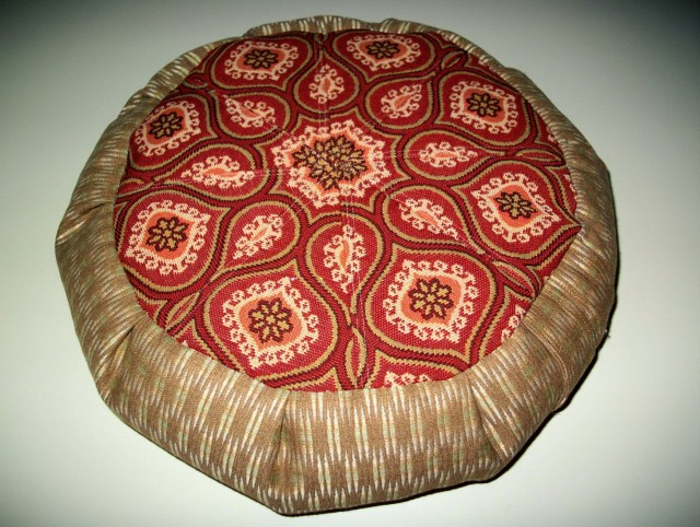 Zafu Meditation Cushion Buckwheat