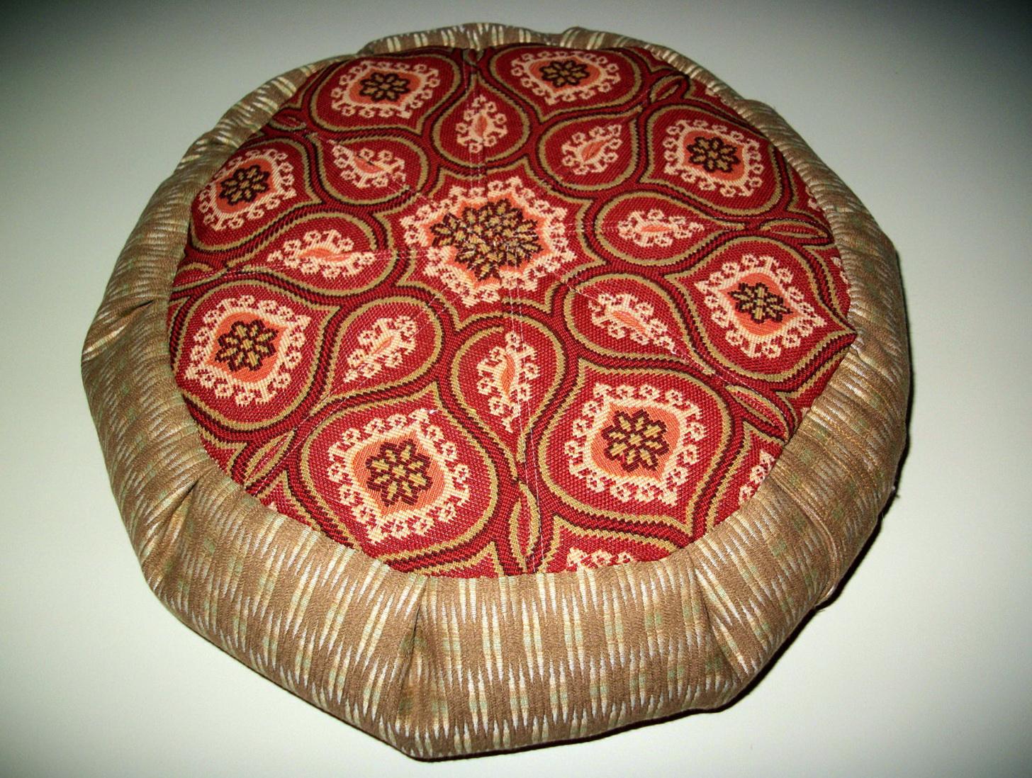 Zafu Meditation Cushion Buckwheat