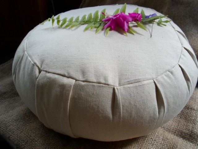 Zafu Yoga Meditation Cushion