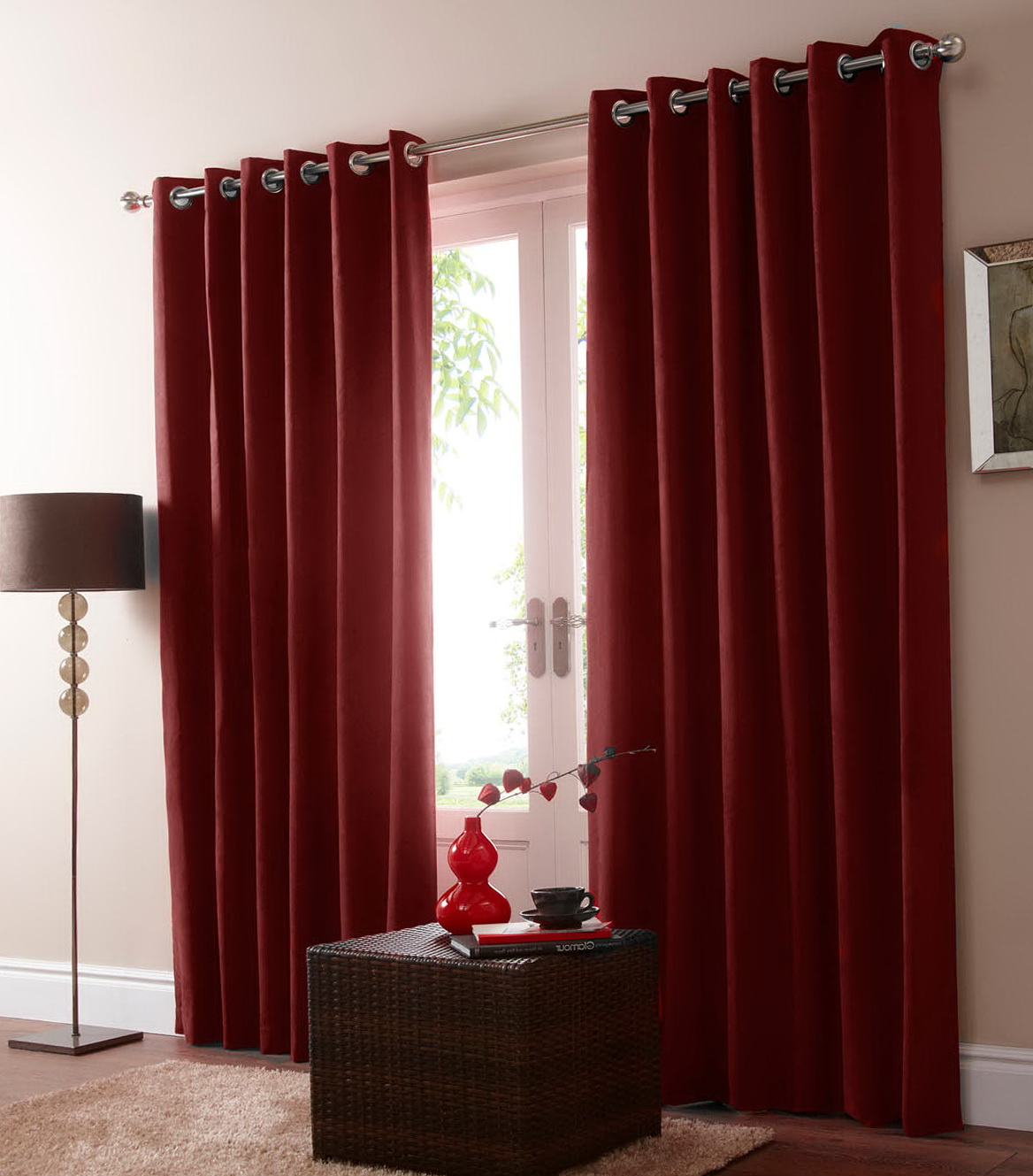 108 Curtain Panels Cheap