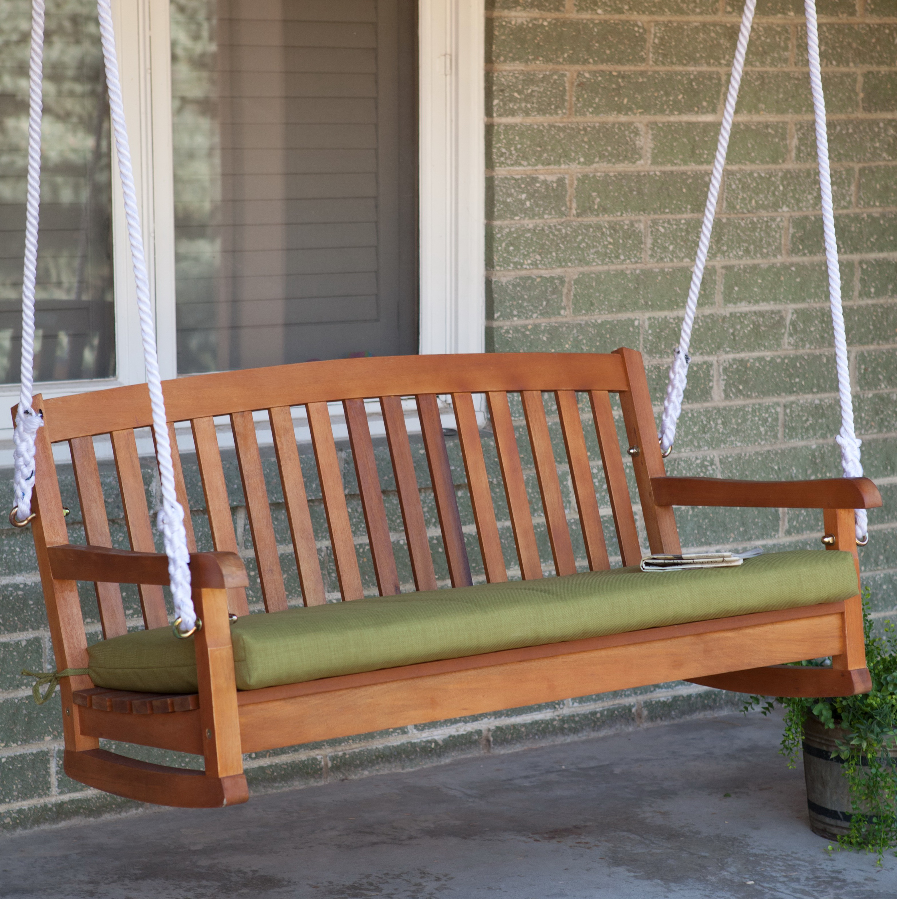 Diy Outdoor Bench Cushion 48 Inch Bench Cushion Outdoor Use The First Panel To Cut Out The