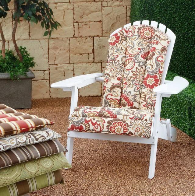 Adirondack Chair Cushion Pattern