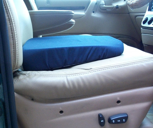 Auto Seat Cushion Wedge