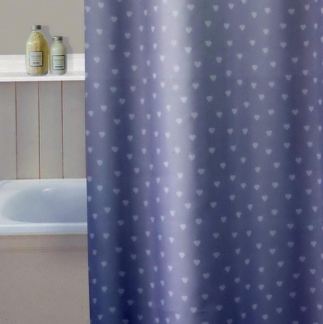 Barnwood Shower Curtain
