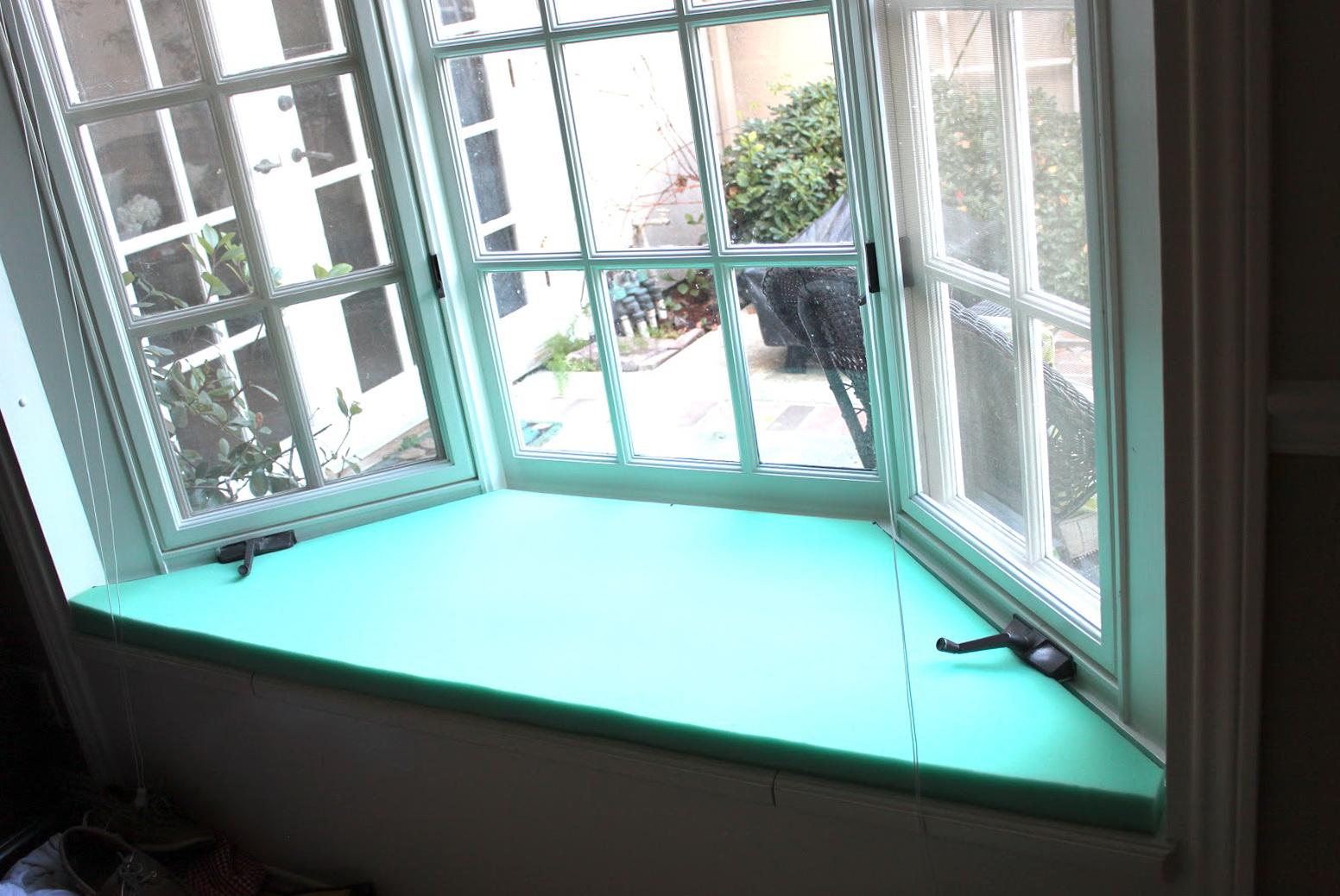 Bay Window Seat Cushion Diy Home Design Ideas