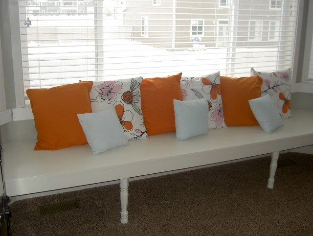 Bay Window Seat Cushions Diy