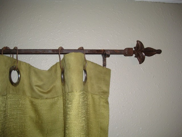 Cambria Curtain Rods Finials