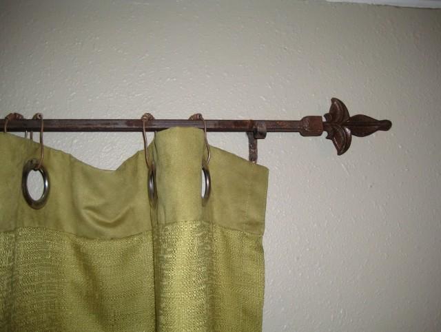 Cambria Curtain Rods Finials