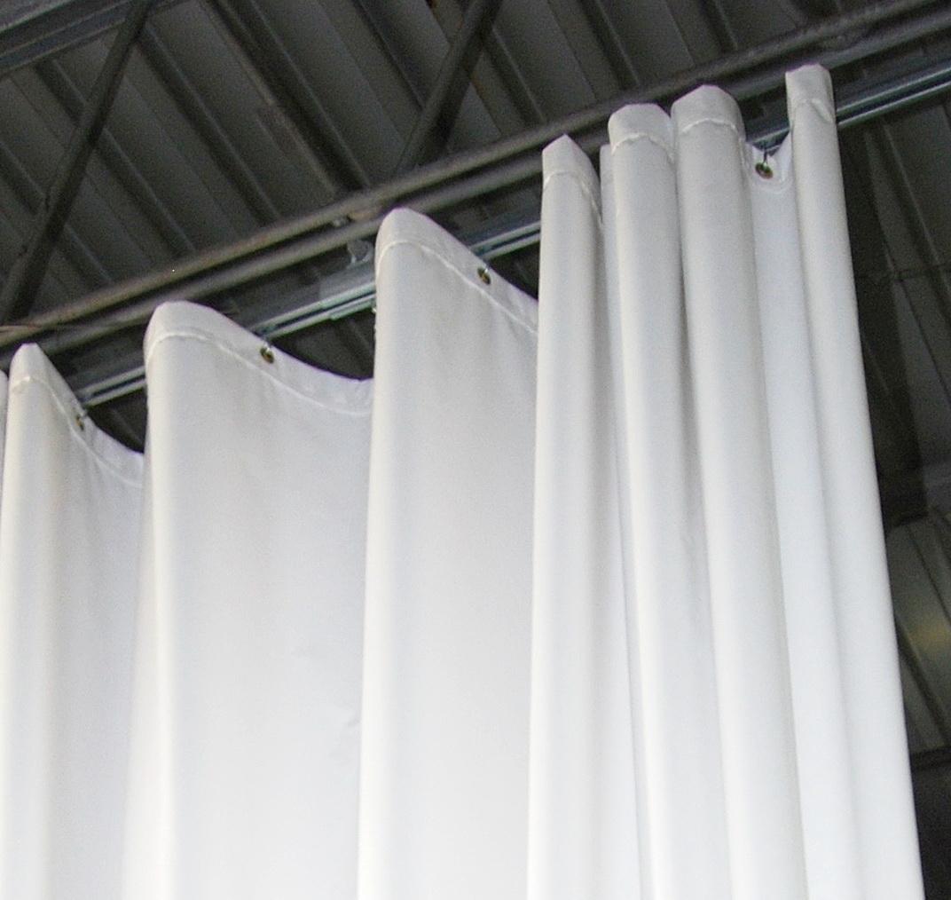 Ceiling Curtain Track System Walmart Home Design Ideas