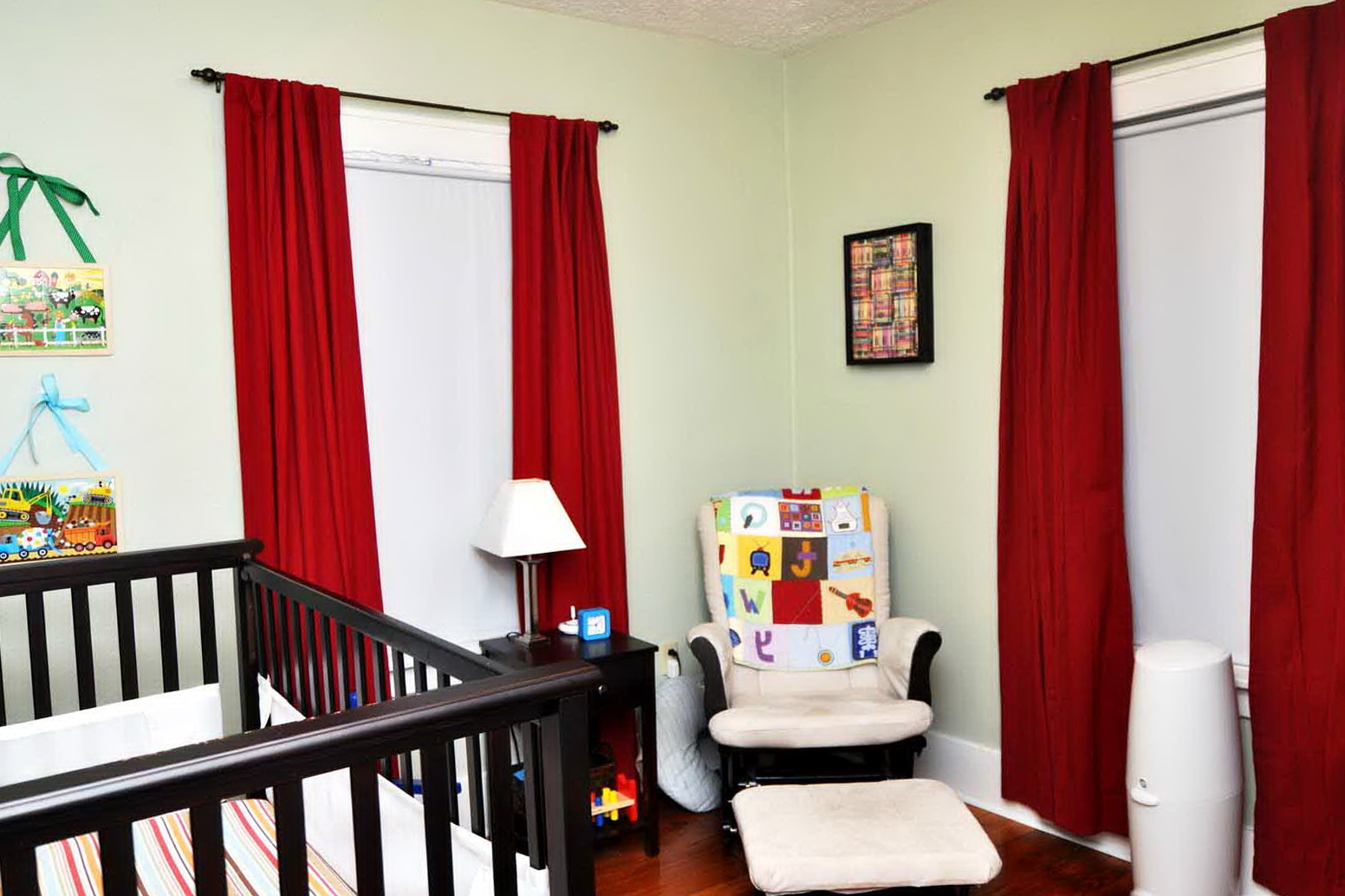Childrens Blackout Curtains Nursery