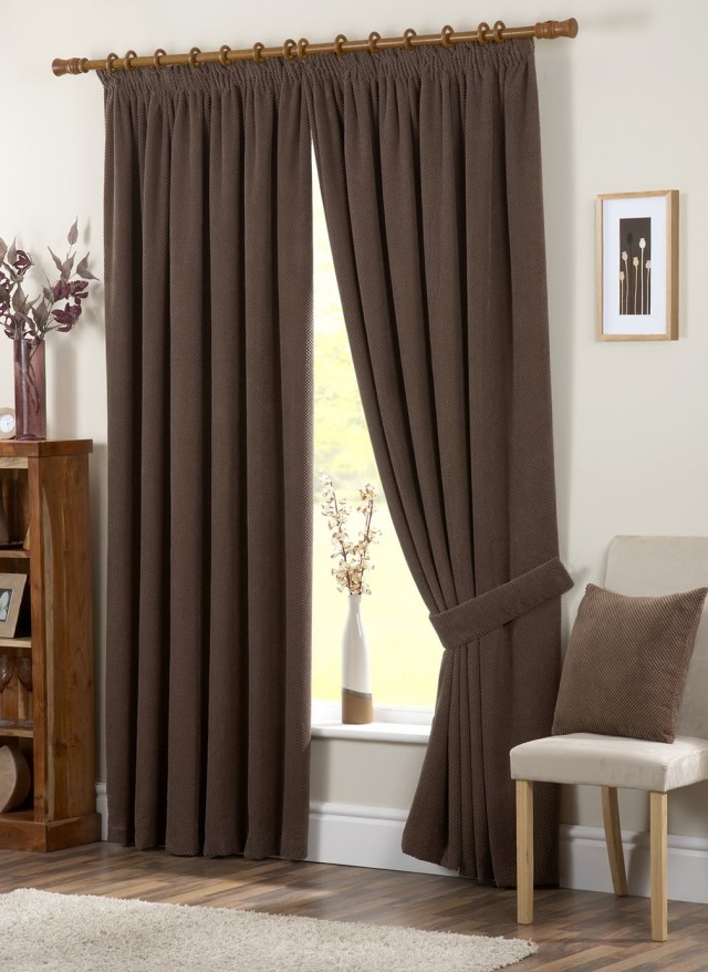 Curtains To Match Chocolate Brown Sofa Home Design Ideas