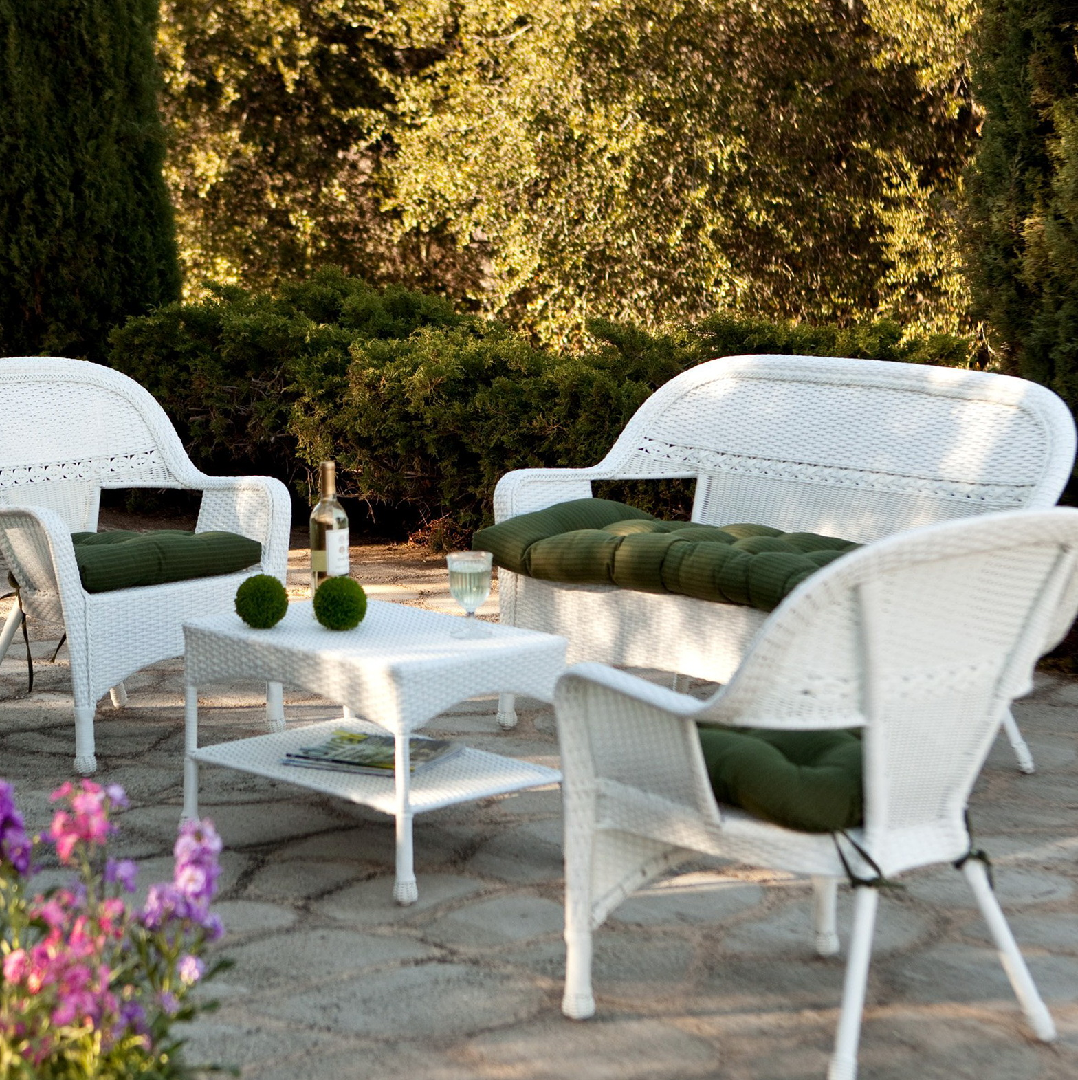Clean Outdoor Cushions With Vinegar