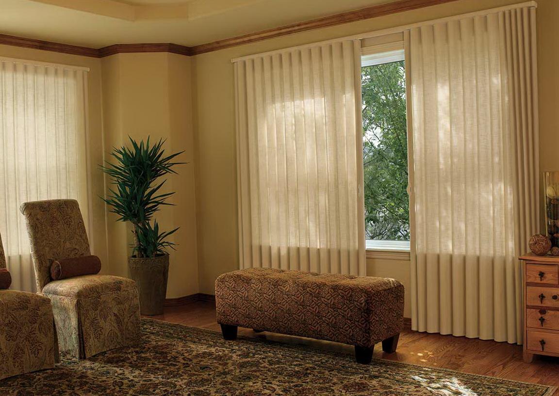 Curtain ideas for sliding glass door home design ideas - Curtain options for sliding glass doors ...