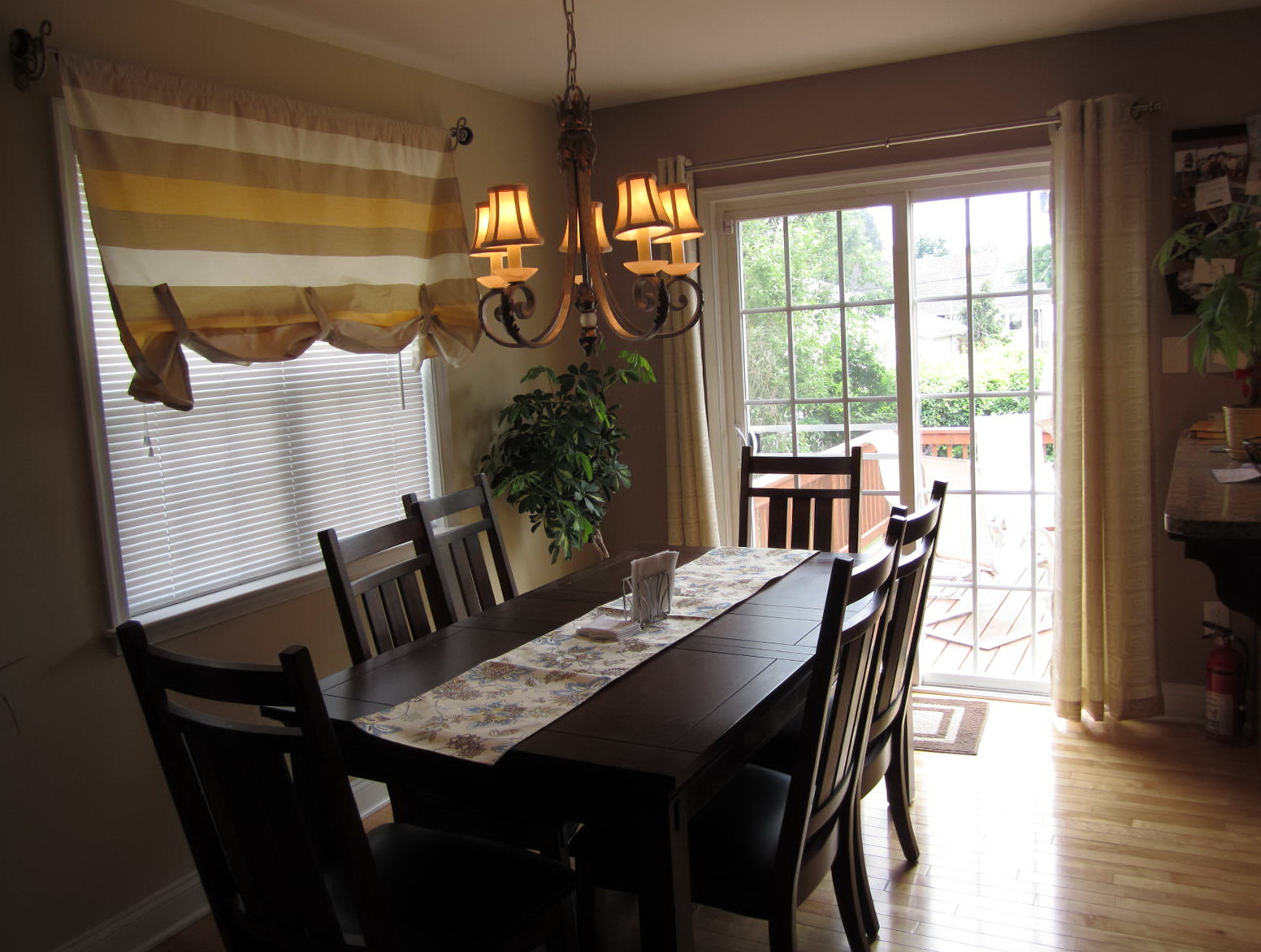 Curtain Ideas For Sliding Glass Doors In Kitchen Home Design Ideas