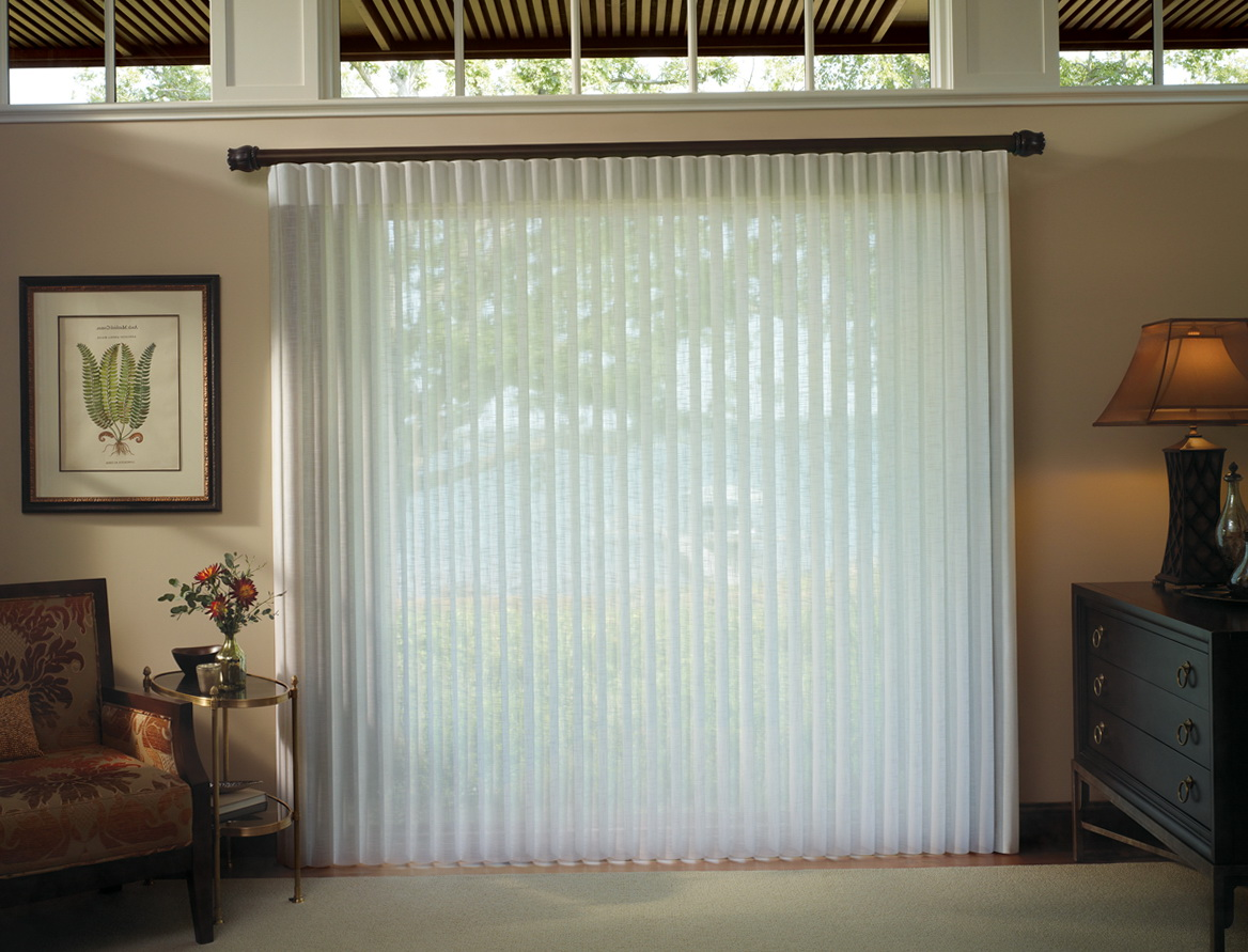 Curtain options for sliding glass doors home design ideas - Curtain options for sliding glass doors ...