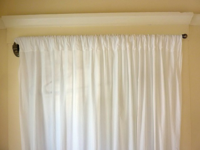 Curtain Rod Installation Cost