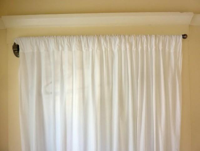 Curtain Rod Installation Cost