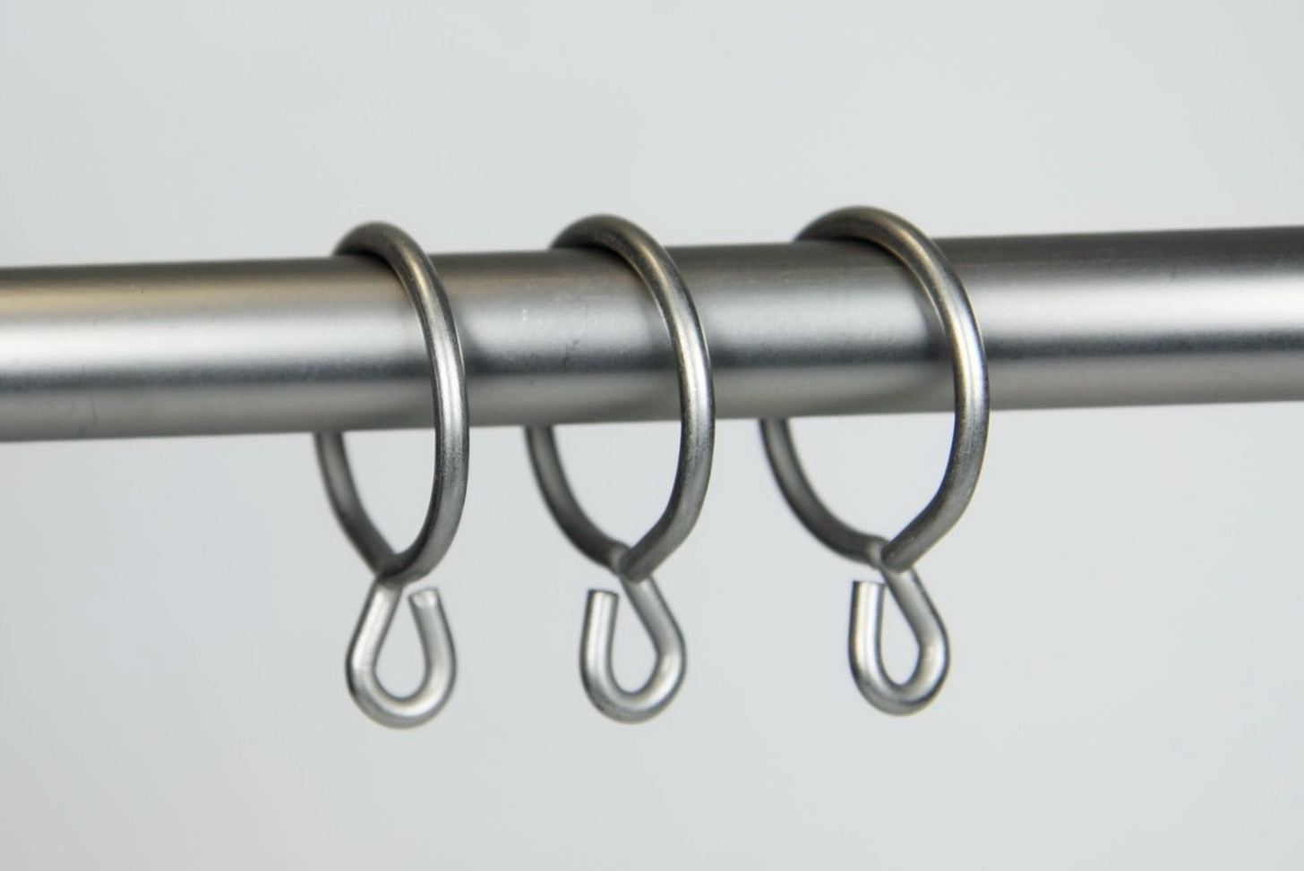 Curtain Rod Rings With Eyelets