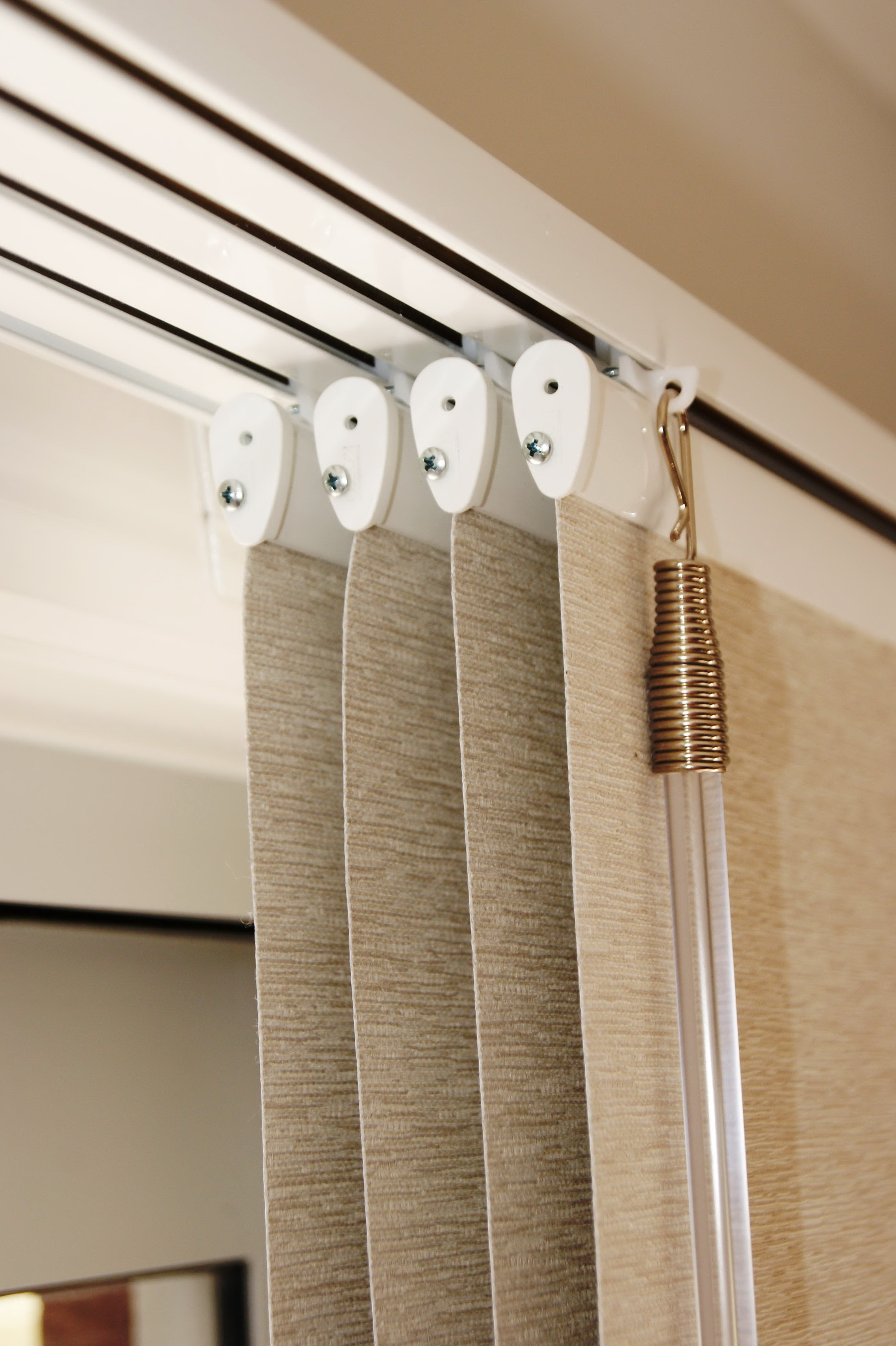 Curtain Track Gliders How To Fit Home Design Ideas