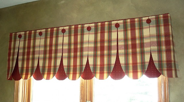 Curtain Valance Patterns Free