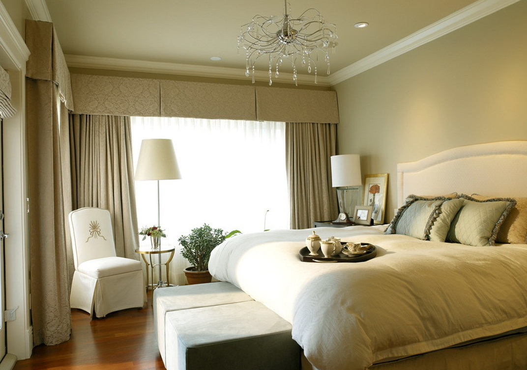 Curtains For Bedroom Windows With Designs 2015